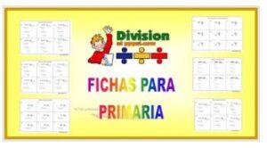 15 recursos para aprender y repasar las divisiones en Primaria 5