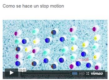 Educación Plástica Stop Motion Now