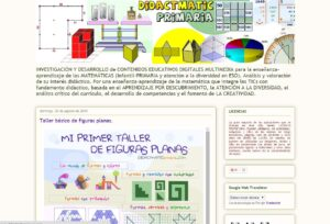 25 blogs de Matemáticas para Primaria 11