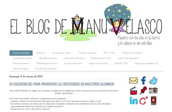 El blog de manu velasco