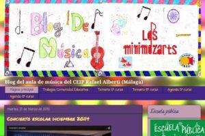 Blogs de música para el aula de Primaria 12