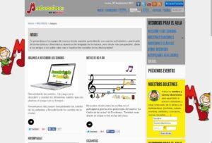 Blogs de música para el aula de Primaria 17
