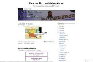 25 blogs de Matemáticas para Primaria 15