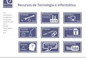 Blogs de Tecnología para Secundaria 2