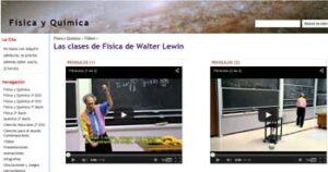 Blogs para la asignatura de Física y Química 21