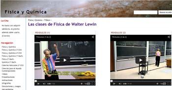 blogs de Física y Química