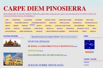 Blog Carpe Diem Pinosierra