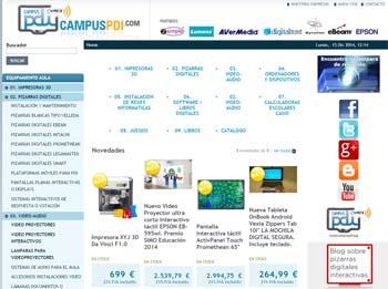 CampusPDI distribuye en la Comunidad Valenciana el software educativo SGD