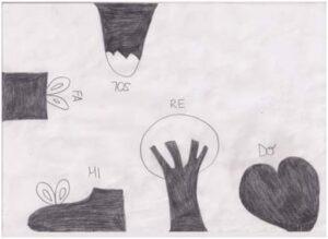 dibujos musiscales