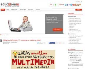 20 blogs con información útil y de interés para la comunidad educativa 1