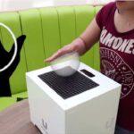 Hologramas ¡que se pueden tocar!