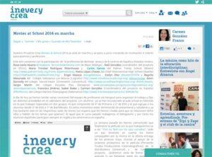 Secundaria: 28 buenas prácticas educativas con las TIC 2