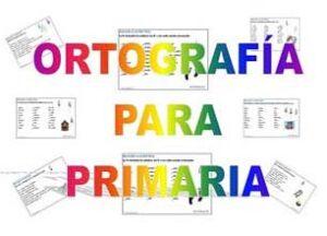 Recursos de ortografía para Primaria 16