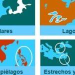 Ríos y mares: recursos para Primaria y Secundaria 1