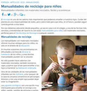 35 manualidades para Infantil y Primaria, en el aula o en casa 15