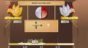 Recursos para estudiar y practicar las fracciones 6