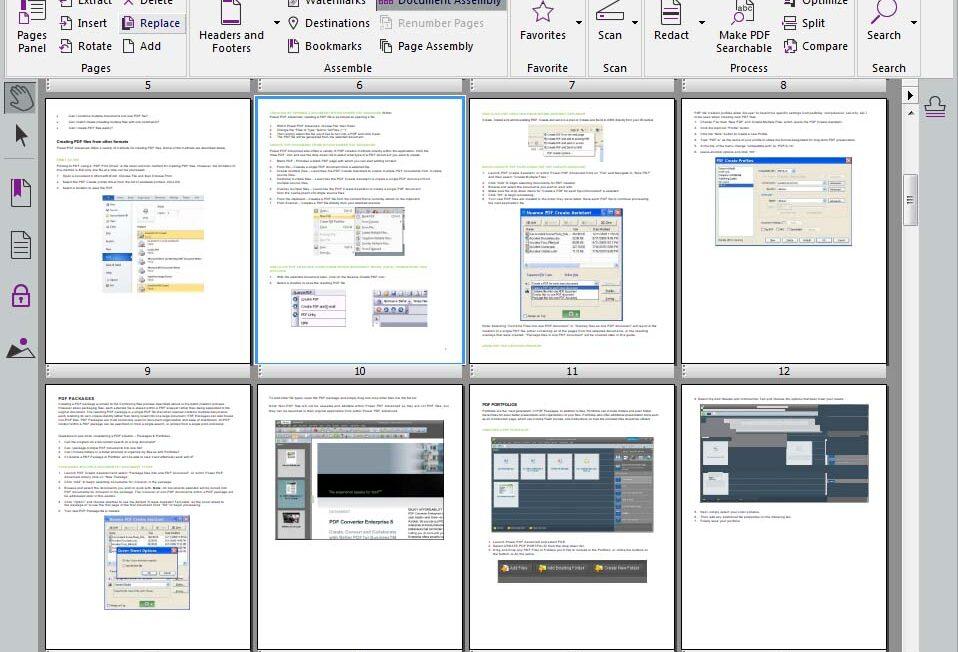 Análisis: Power PDF, un completo programa para crear y editar PDFs 3