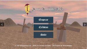 Don Quijote AR