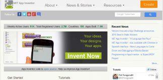 App Inventor, para crear apps sin saber programar 1