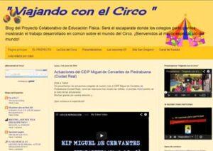 Blogs en español para la asignatura de Educación Física 5