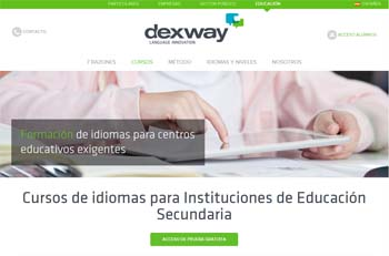 Aprender inglés Dexway