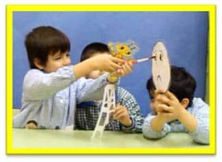 La hormiga Amarilla, un corto creado por alumnos de Infantil 2