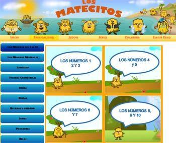 Matecitos, ¡la isla de las matemáticas! 1