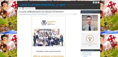 prácticas educativas con las TIC - A Walk Through Maths