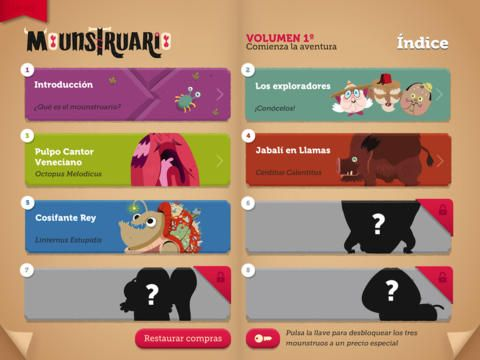 Las mejores apps de cuentos interactivos 3