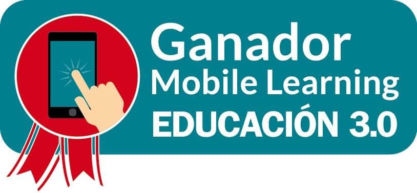 ¡Ganadores de los Premios Mobile Learning Educación 3.0! 2
