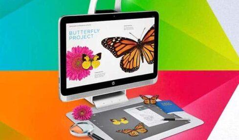 HP Sprout: un todo en uno interactivo