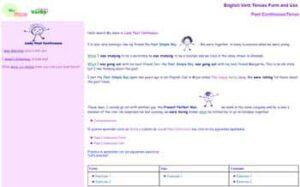 10 recursos para practicar los tiempos y las formas verbales en inglés 3