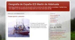Blogs para la asignatura de Geografía en ESO y Bachillerato 8