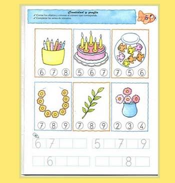 Matemáticas Infantiles SUMAS EN PRIMARIA
