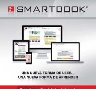 SmartBook, una nueva herramienta de McGraw-Hill Education que se adapta al ritmo de aprendizaje de cada alumno
