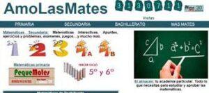 Recursos de Matemáticas para Secundaria 2