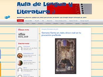 Aula de Lengua y Literatura :)