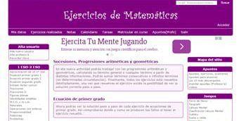 Recursos de Matemáticas para Secundaria