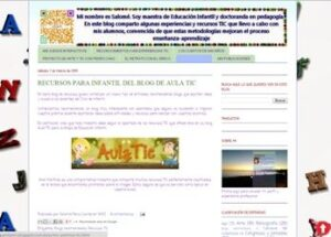 Blogs con recursos para Infantil 12