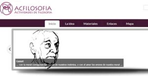 30 recursos para la asignatura de Filosofía en Bachillerato 14