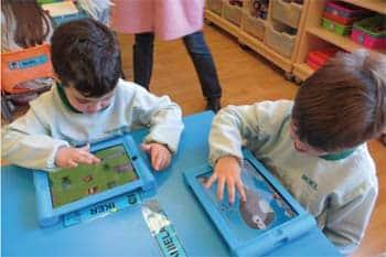 Escuelas Pías de Zaragoza y Fundació Tr@ms utilizan la plataforma educativa Clickedu