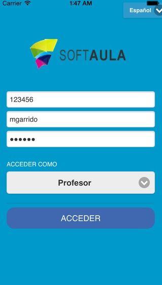 Softaula EstudiPlan, la aplicación con la que docentes, alumnos y familias están siempre conectados 1