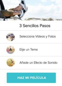 Las mejores apps para grabar y editar vídeo desde tu teléfono 1
