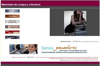 materiales de lengua blogs de lengua