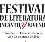Festival de Literatura Infantil y Juvenil en Palma de Mallorca 2