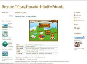 Blogs con recursos para Infantil 15