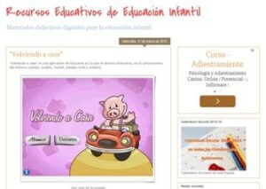 Blogs con recursos para Infantil 13