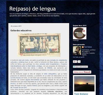 repaso de lengua blogs de lengua