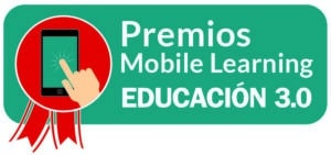 sello premios mobile learning