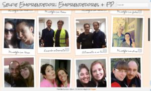 Selfie Emprendedor prácticas educativas con TIC